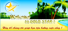 Welcome to gold star