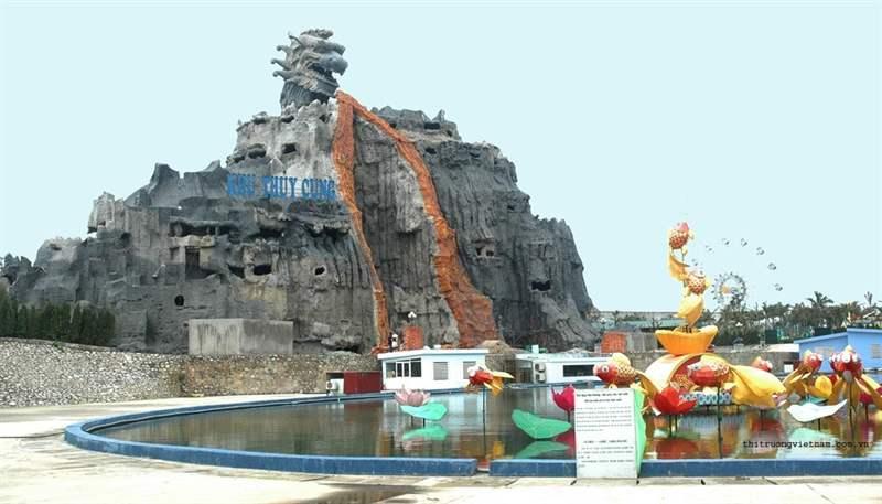 Khu du lịch Thiên Đường Bảo Sơn