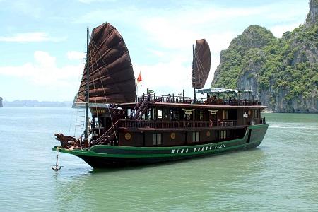 Du thuyền Hạ Long Imperial 3 ngày 2 đêm