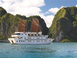 Du thuyền Aclass Hạ Long 3 ngày 2 đêm