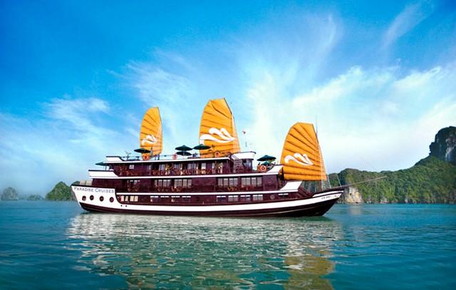Du thuyền Hạ Long Paradise 3 ngày 2 đêm