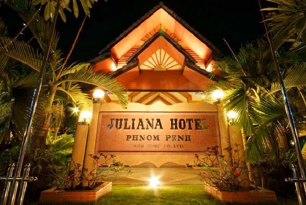 Khách sạn Juliana PhnKhách sạn Juliana Phnompenhompenh