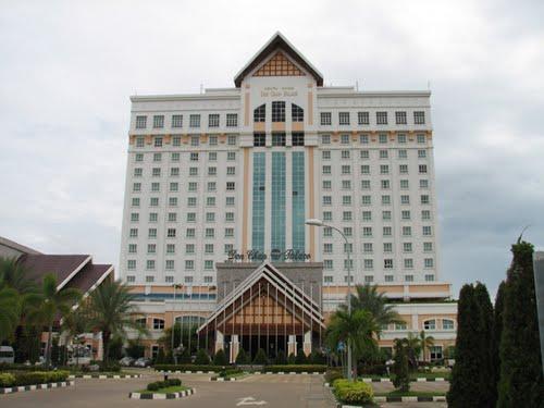 Khách sạn Donchan Palace - Viêng Chăn