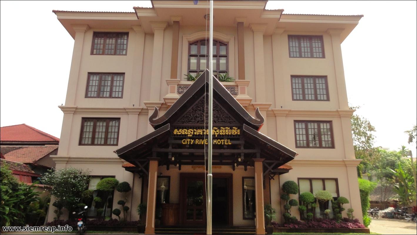 Khách sạn City River Siem Reap