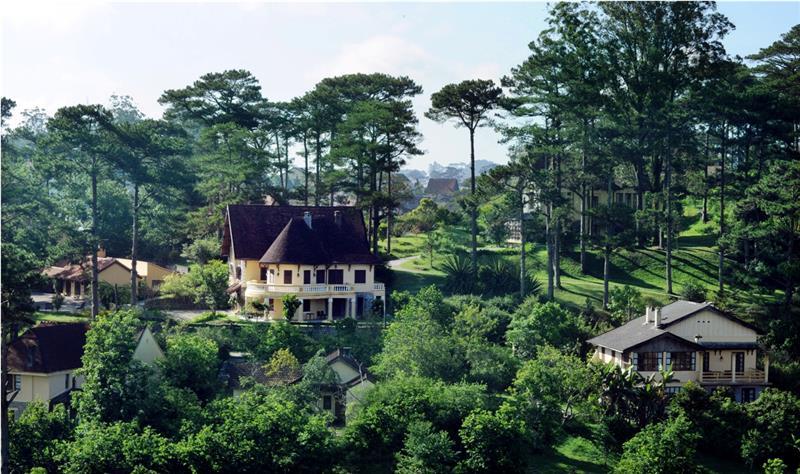 Khách sạn Ana Mandara Villas Đà Lạt