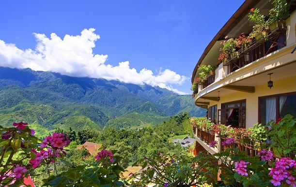 Khách sạn Châu Long ( New Wing ) Sapa