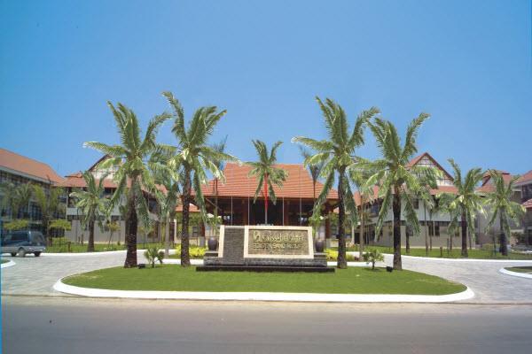 Khu nghỉ dưỡng Golden Sand Resort Hội An