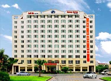 Khách sạn Hạ Long Spring