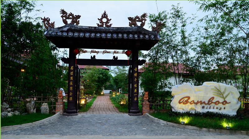 Khách sạn Bamboo Village Resort Hội An