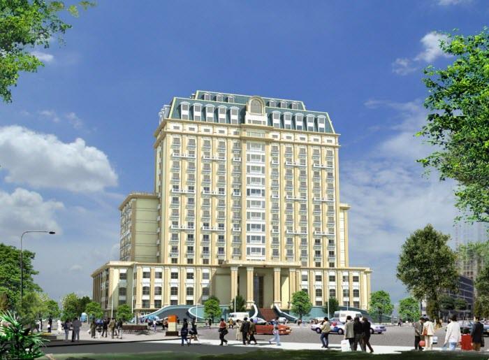 Khách sạn Indochina Palace Huế
