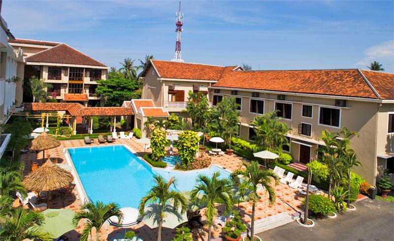 Khách sạn Hội An Historic