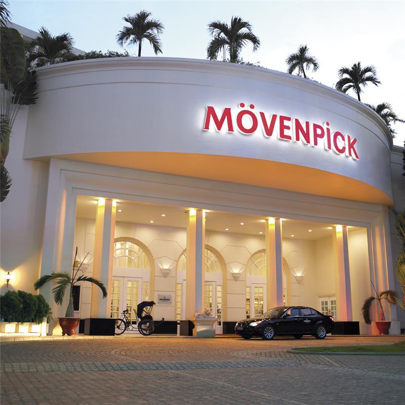 Khách sạn Moevenpick Thành Phố Hồ Chí Minh