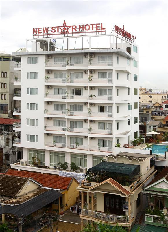 Khách sạn New Star - Huế