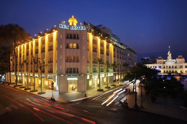 Khách sạn Rex Thành Phố Hồ Chí Minh