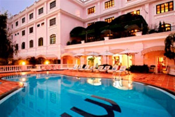 Khách sạn Sài Gòn Morin - Huế