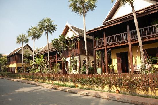 Khách sạn Chang Heritage Luang Prabang