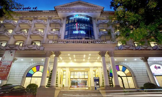 Khách sạn Asean Hà Nội