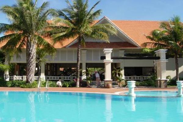 Khách sạn Sài Gòn Côn Đảo Resort