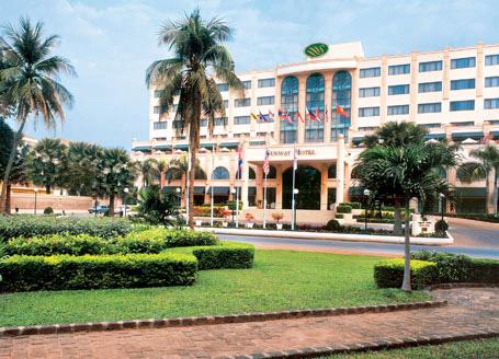 Khách sạn Sunway Phnompenh