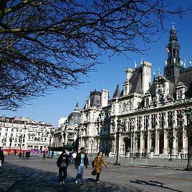 Du lịch Mùa thu Paris 8 Ngày