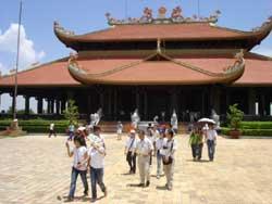 Hà Nội - Huế - Lăng Cổ - Đà Nẵng - Hội An 7 Ngày