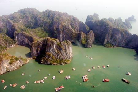 Hà Nội - Yên Tử - Vịnh Hạ Long - Sapa - Hà Nội 5 ngày 4 đêm