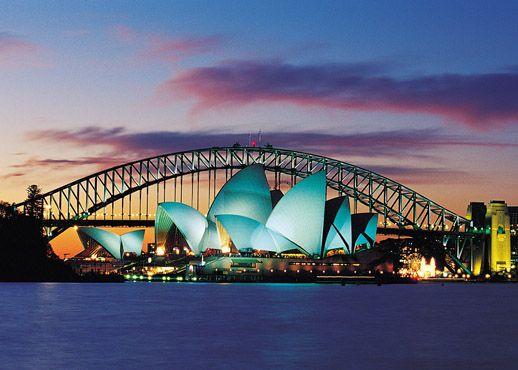 Hà Nội – Sydney – Canberra - Melbourne