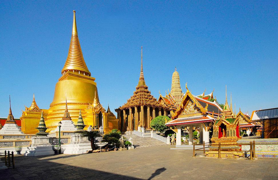 Hà Nội - Bangkok - Biển Pattaya