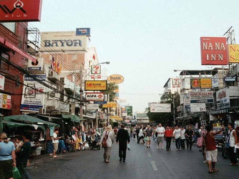TT mua sắm tại bangkok