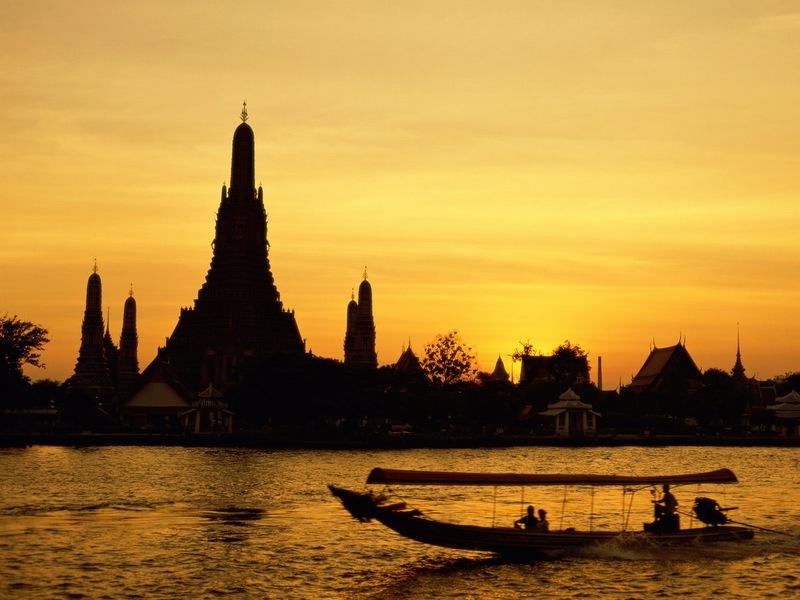 Bangkok về đêm